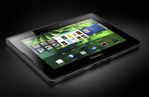 BlackBerry, SecuTABLET İle Dönüyor!