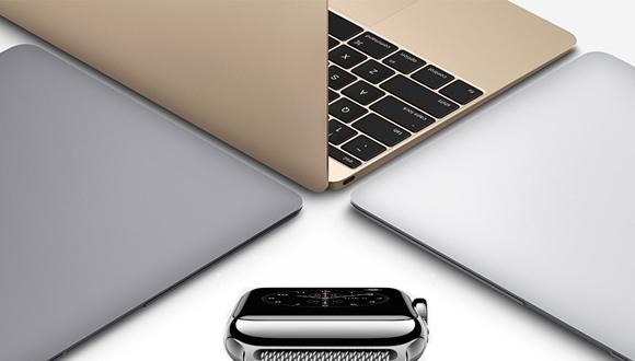 Apple Watch ve MacBook'a Yakından Bakalım