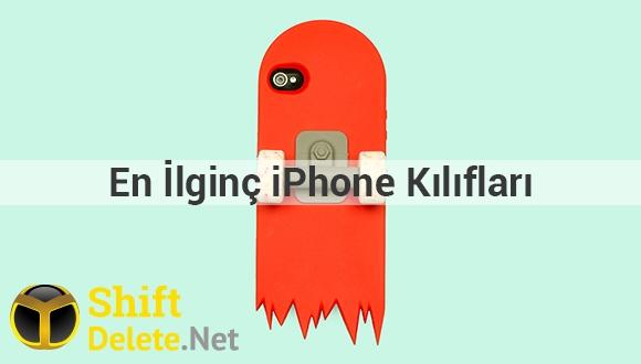 En İlginç iPhone Kılıfları