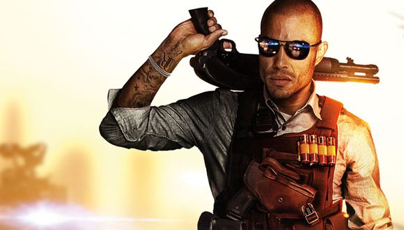 Battlefield: Hardline'dan Live-Action Video
