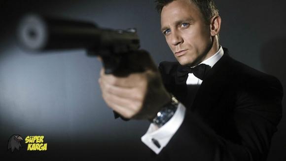 Meksika'dan Bond'a 20 Milyon Dolar!