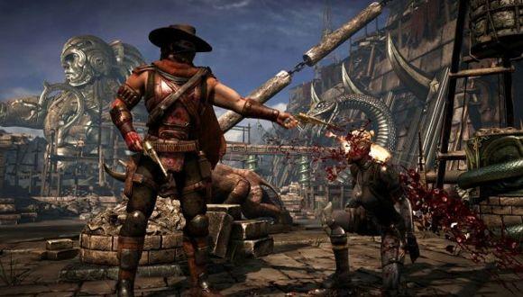 Mortal Kombat X'e Yeni Bir Karakter