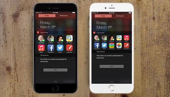 Launcher Yeniden App Store'da