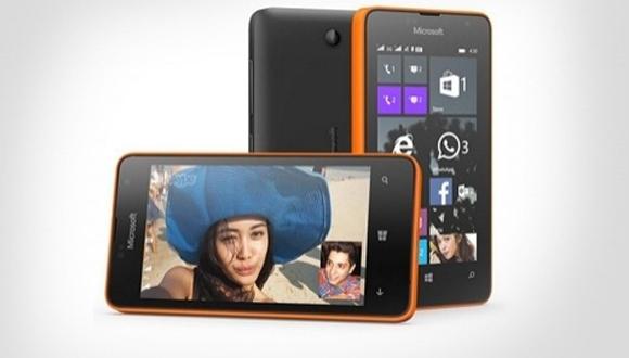 Microsoft Lumia 430 Duyuruldu