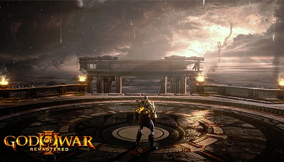 God of War III PlayStation 4'e Geliyor