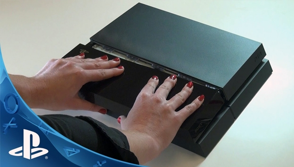 PlayStation 4 Kutusundan Tahta Çıktı