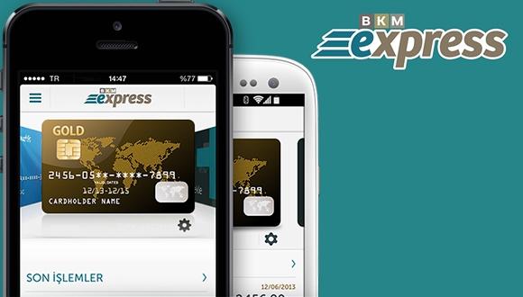BKM Express ile Cepten Para Gönderin