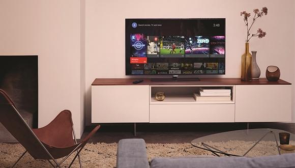 Android'li Philips Smart TV'ler Duyuruldu