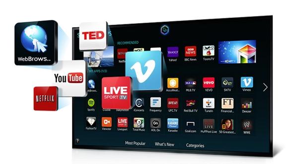 Samsung TV'de Büyük İndirim