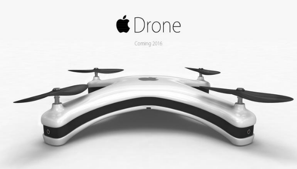 Apple, Drone Üretirse Ne Olur?