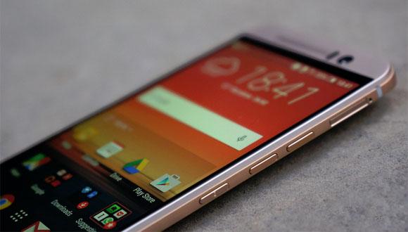 HTC One M9'un Isı Sorunu Çözüldü