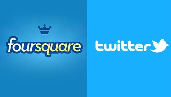 Twitter ile Foursquare Anlaştı