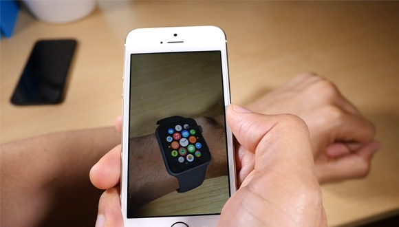Apple Watch Kolunuzda Nasıl Görünecek?