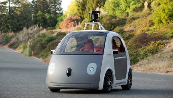 Google'dan Dış Hava Yastıklı Otomobil
