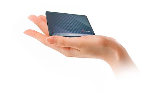 Cüzdana Sığabilen Şarj Çözümü Tunçmatik Energy Card
