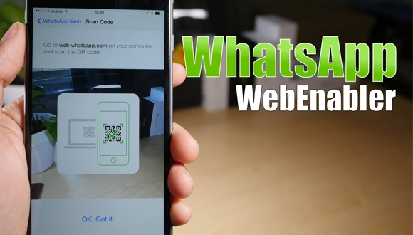 WhatsApp Web'i iPhone ile Kullanın