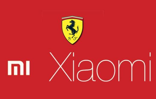 Xiaomi Ferrari Geliyor