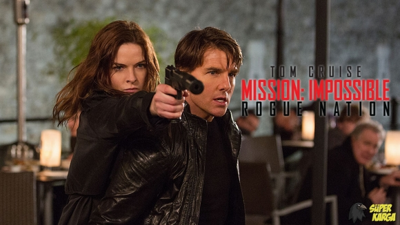 Mission Impossible 5'ten Türkçe Fragman