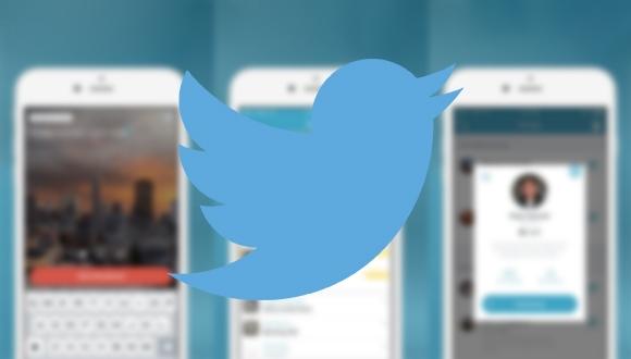 Twitter'dan Canlı Yayınlar İçin Uygulama