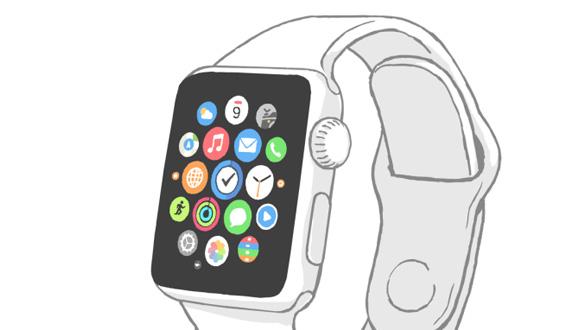 Apple Watch sizi damarınızdan tanıyacak!
