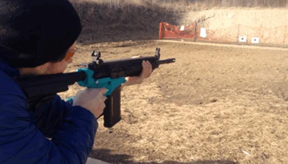 3D Yazıcıdan Üretilen Ölümcül Tüfek!