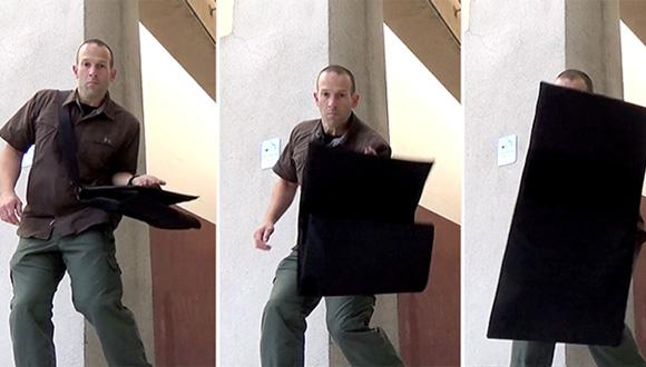 Kurşun Geçirmez Laptop Çantası
