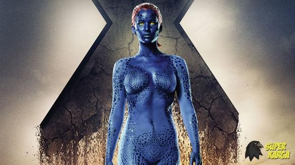 Jennifer Lawrence X-Men Serisini Bırakıyor