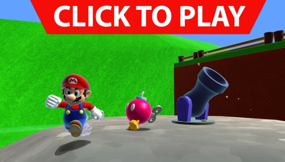 Super Mario 64 PC'ye Geldi