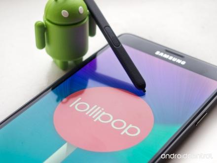 Galaxy Note 4 için Yeni TouchWiz Ne Zaman?