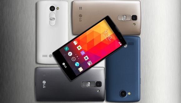 LG, Ortalığı Yeni Telefona Boğdu