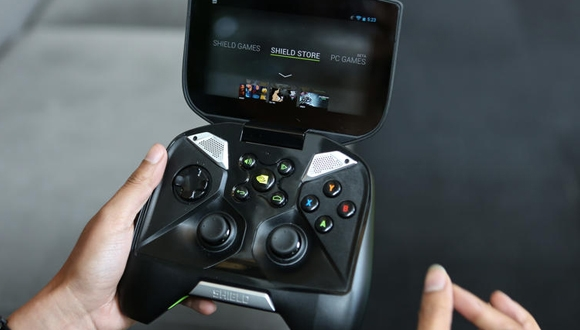 Nvidia Shileld Portable 2 Geliyor