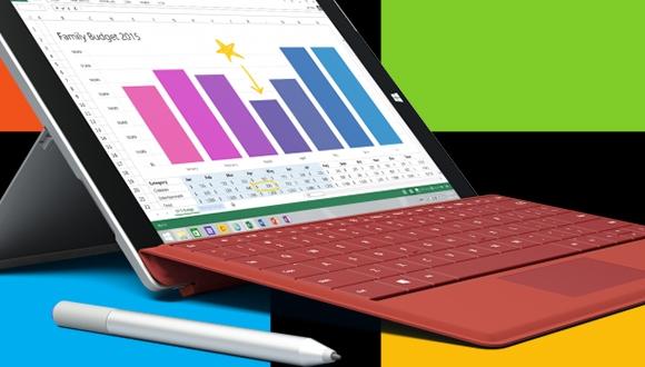 Microsoft Surface 3 Tanıtıldı