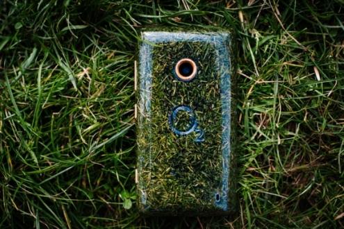 Doğa Dostu Çimen Telefon