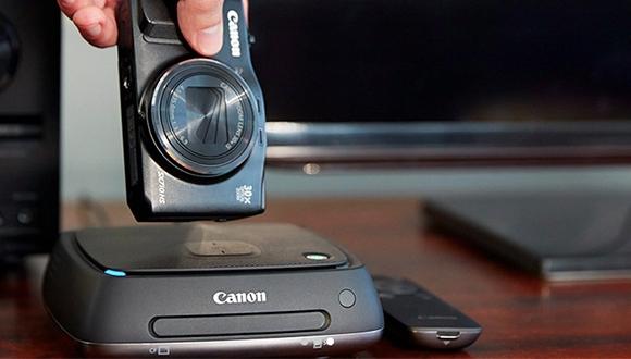 Canon Connect Station ile Fotoğraf Aktarın