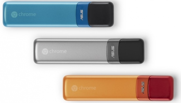 Google, USB-Bilgisayar Chromebit'i Duyurdu!
