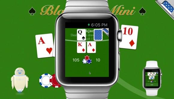 Apple Watch Oyunları Kendini Gösterdi