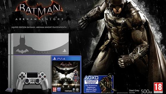 Batman: Arkham Knight'a Özel PlayStation 4