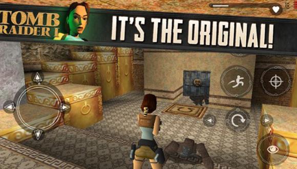 Tomb Raider Android'e Geldi