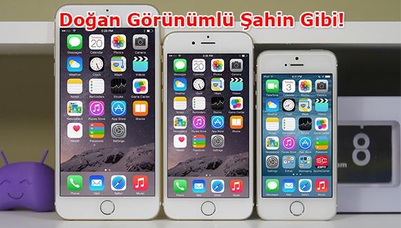 iPhone 6 Görünümlü iPhone 5S!