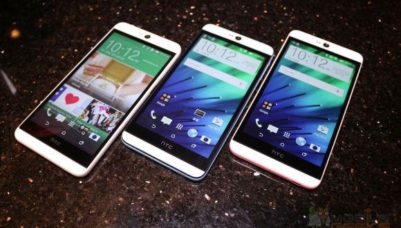 HTC'den Yeni Bir Orta Seviye Daha!