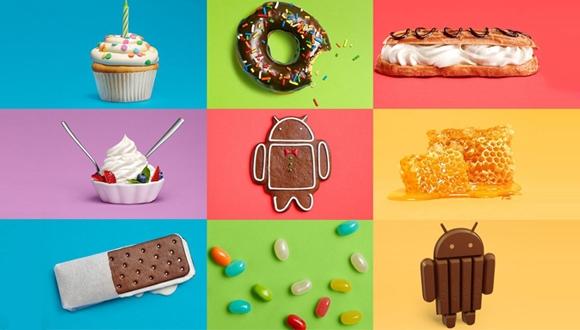 Android'in Dünden Bugüne Gelişimi