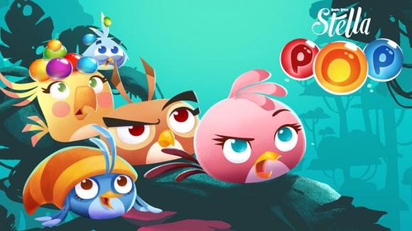 Angry Birds Stella POP Oyun İncelemesi