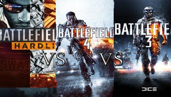 Battlefield: Hardline'da İşler Yerinde Gitmiyor