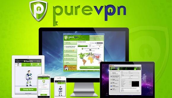 PureVPN 3 Gün Boyunca Ücretsiz!