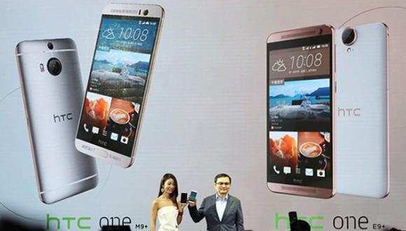 HTC One M9 Plus Duyuruldu