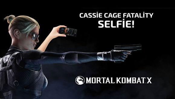 Mortal Kombat X'te Selfie Nasıl Çekilir?