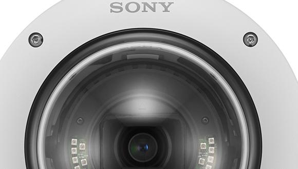 Sony'den 4K Güvenlik Kamerası
