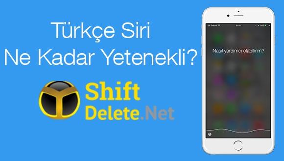 Türkçe Siri Ne Kadar Yetenekli?