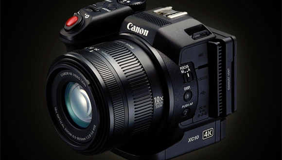 Canon'dan Kompakt 4K Kamera