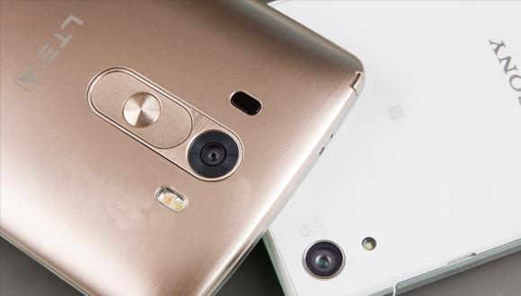 LG G4 ve Xperia Z4 Gözüktü